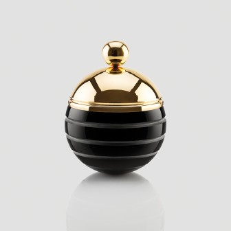 Decorative  small glass Globe with Dome cover