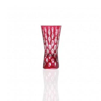 Red color Shot Glass set of 4