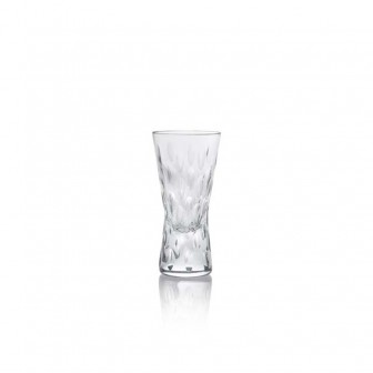 Natural color Shot Glass set of 4