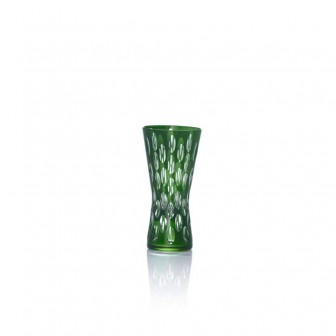 Green color Shot Glass set of 4