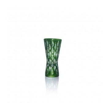 Green color Shot Glass set of 4