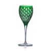 Green color Red Wine Glass set of 4