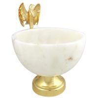 Falcon Marble Bowl