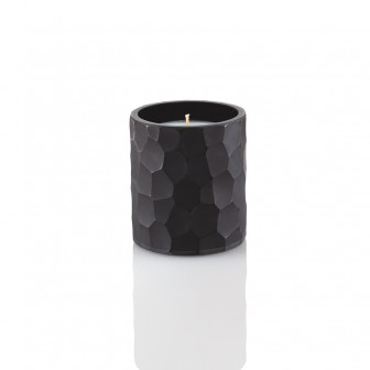 Honeycomb cut glass Candle