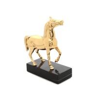 Horse figure decorative  object