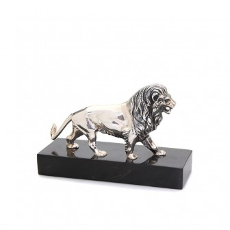 Lion figure decorative  object