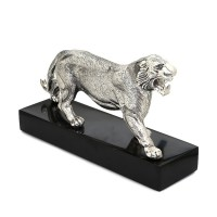 Panther figure decorative  object
