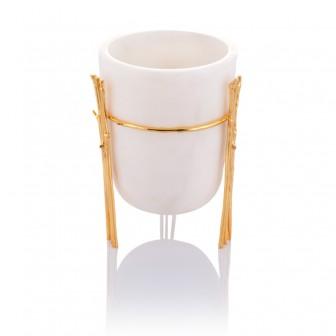 Limb big marble Vase