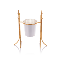 Limb flatware bucket