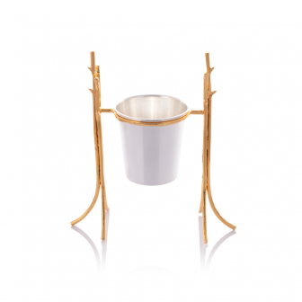 Limb flatware bucket