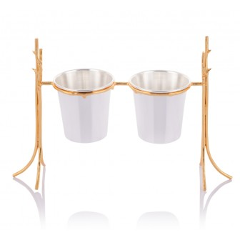 Limdoubleflatware bucket
