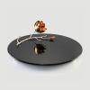Magnolia small  glass platter