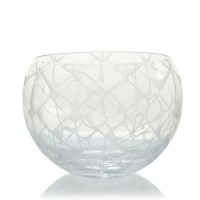 Ethnic pattern glass  Bowl