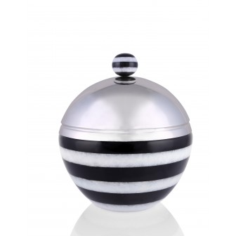 Zebra big Marble Dome